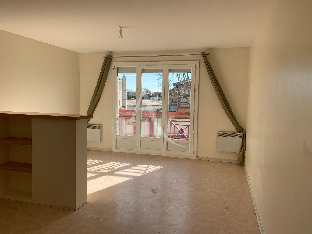 Appartement 3 pièces - 51.30m2 - Colomiers - Bascule Oratoire