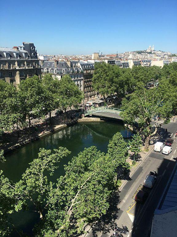photo de 2 PIECES VIDE - BALCON avec vue imprenable sur Paris