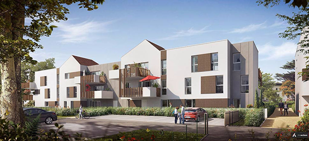 Appartement Neuf Saint Avertin F3 67 5 M Avec Jardin