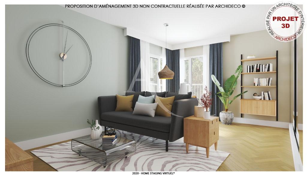 Appartement T4 Lumineux - Toutes commodités - Au calme - 79 m²