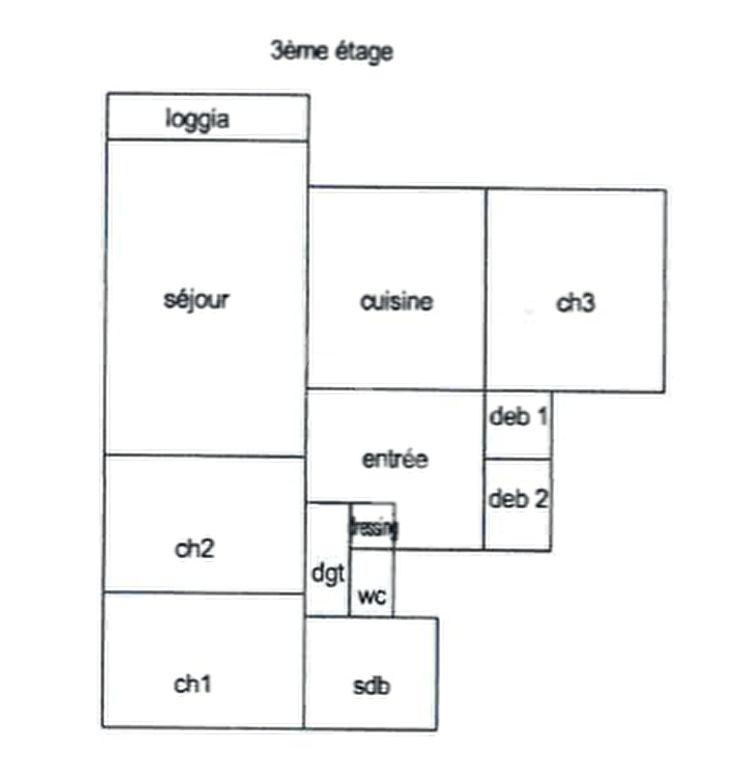 Vente appartement Colomiers 164000€ - Photo 4