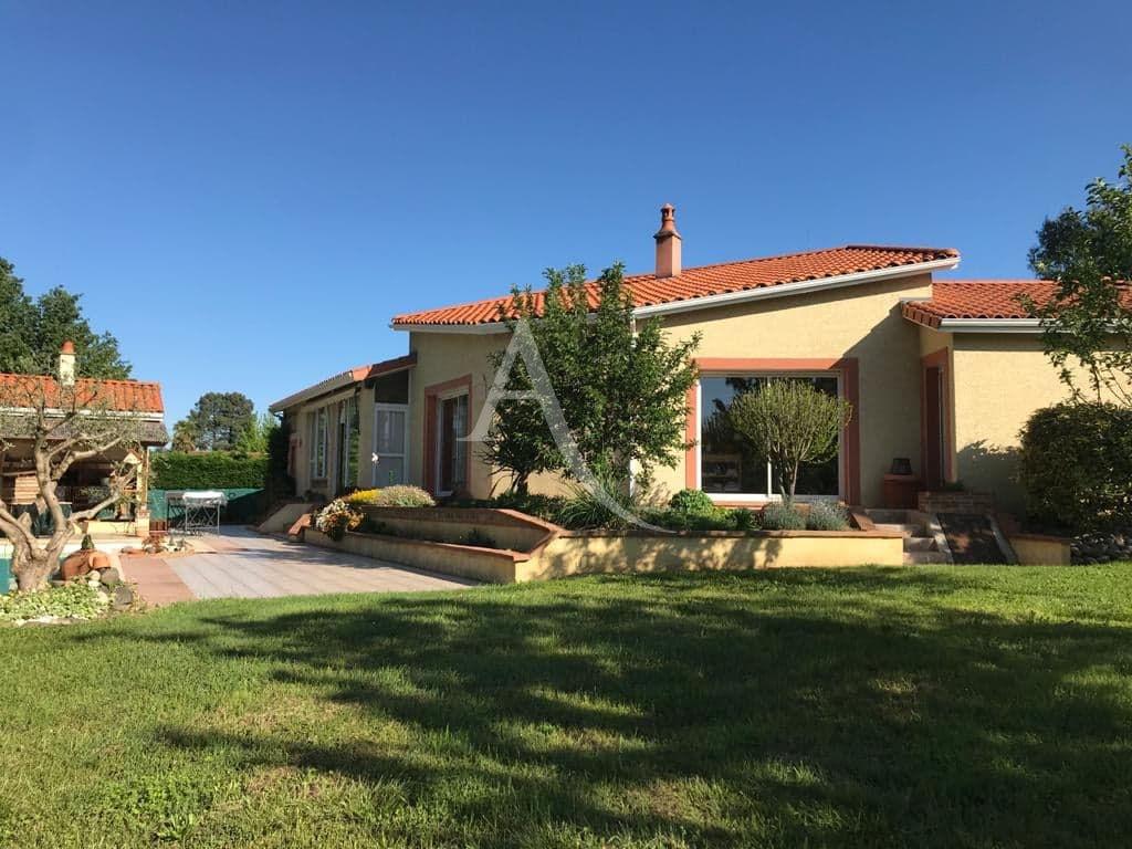 Vente maison / villa Saint lys 479000€ - Photo 5