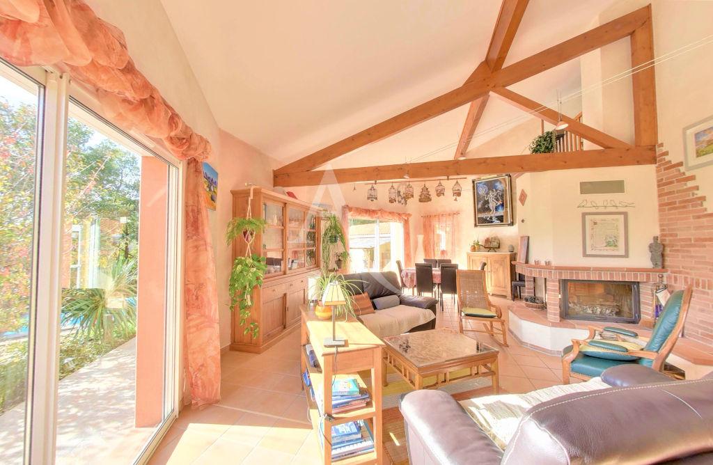 Vente maison / villa Saint lys 479000€ - Photo 9