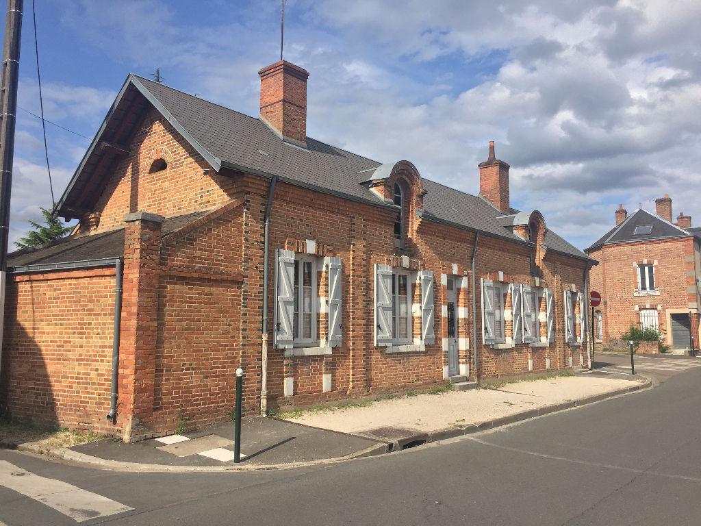 Annonce location maison la fert saint aubin 45240 116 for Annonce location maison