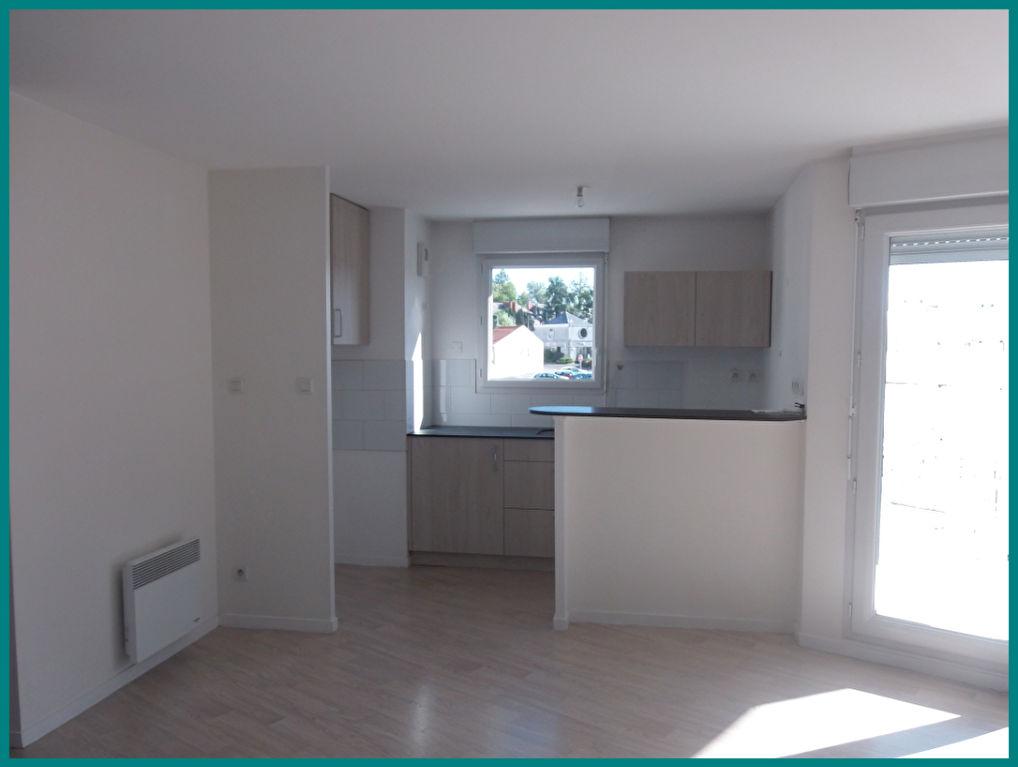 photo de appartement CHOLET - 3 pièce(s) - 63,42 m2