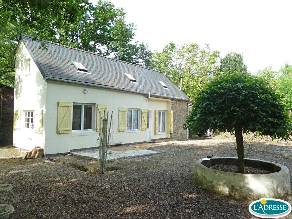 Andouille agr able maison dans un secteur calme for Adresse maison blanche