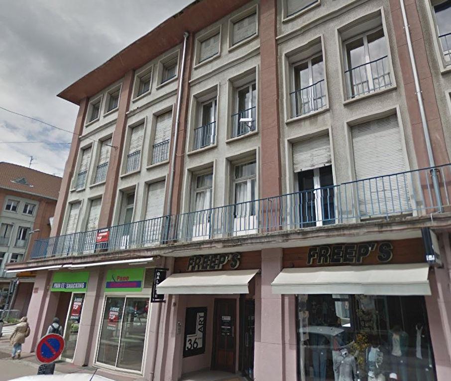photo de St Dié des Vosges - location 3 pièces vide - 73.60 m²
