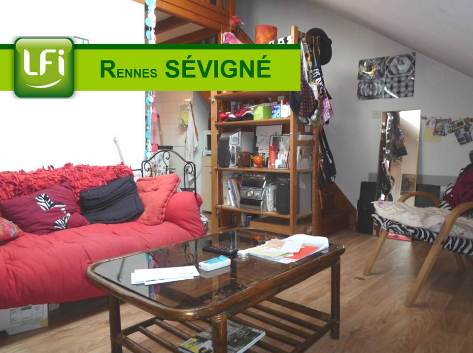Location Appartement T1 - Rennes - Centre Ville.