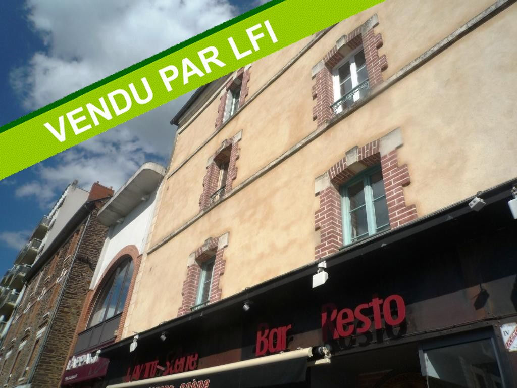 Immobilier RENNES - Vente appartement T1