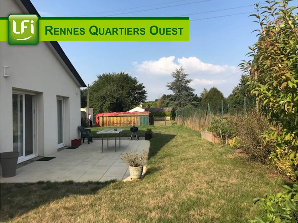 Vente Maison T7 - Rennes - Cleunay
