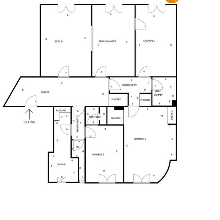 Vente Appartement de 5 pièces 151 m² - PARIS 75017 | LES LOGES IMMOBILIER - AR photo11