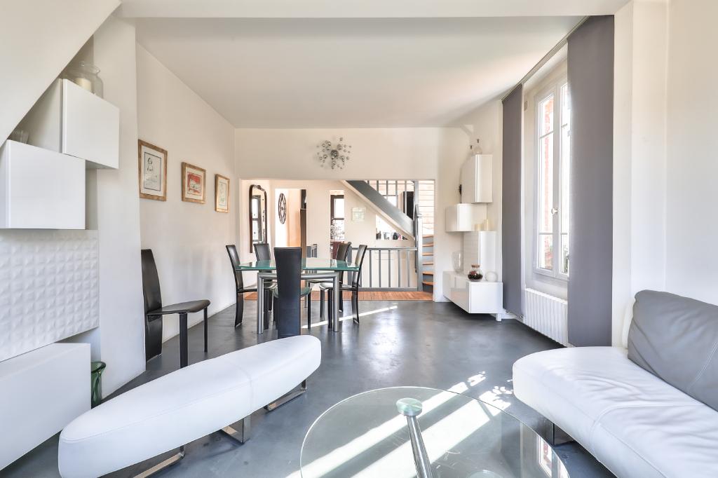 Vente Maison de 7 pièces 164 m² - SURESNES 92150 | LES LOGES IMMOBILIER - AR photo3
