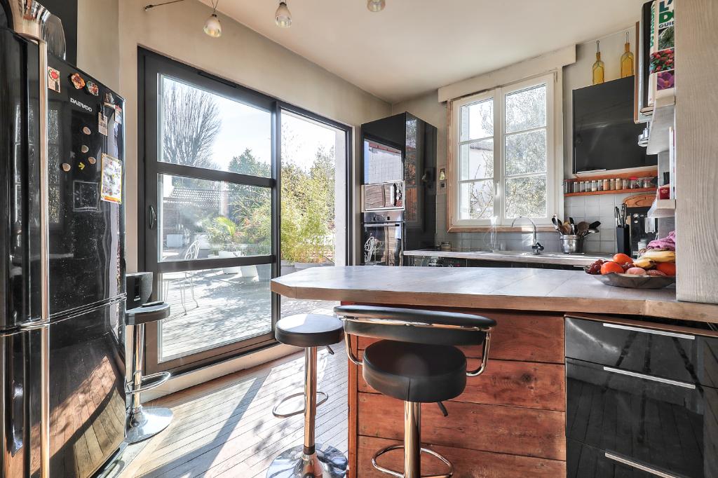 Vente Maison de 7 pièces 164 m² - SURESNES 92150 | LES LOGES IMMOBILIER - AR photo4
