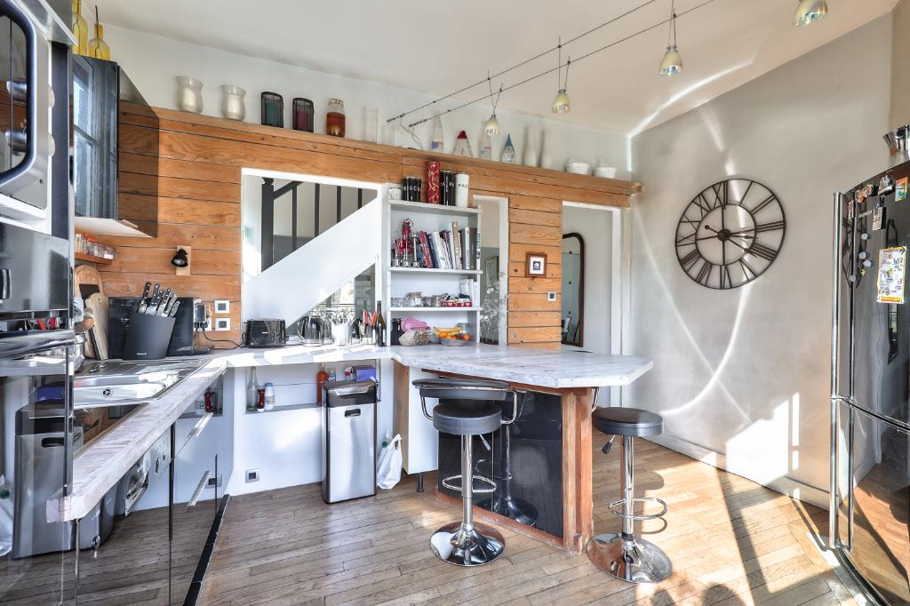 Vente Maison de 7 pièces 164 m² - SURESNES 92150 | LES LOGES IMMOBILIER - AR photo5