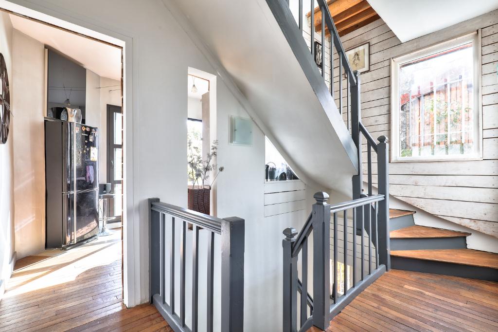 Vente Maison de 7 pièces 164 m² - SURESNES 92150 | LES LOGES IMMOBILIER - AR photo6