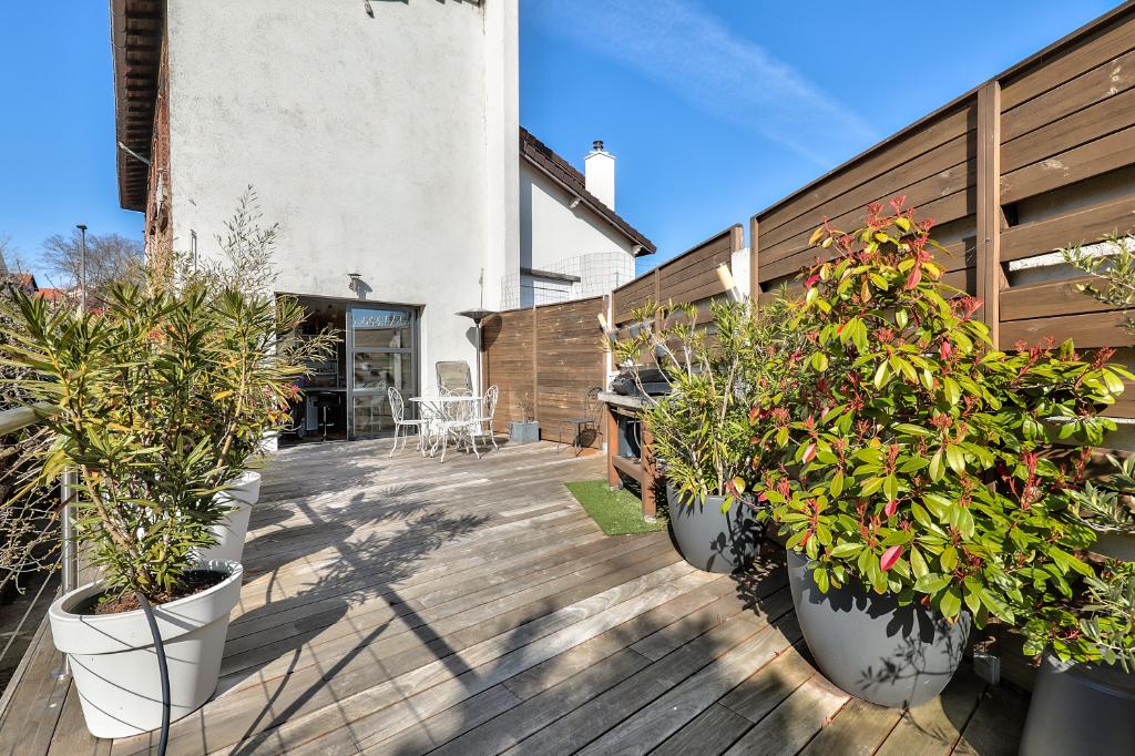 Vente Maison de 7 pièces 164 m² - SURESNES 92150 | LES LOGES IMMOBILIER - AR photo12