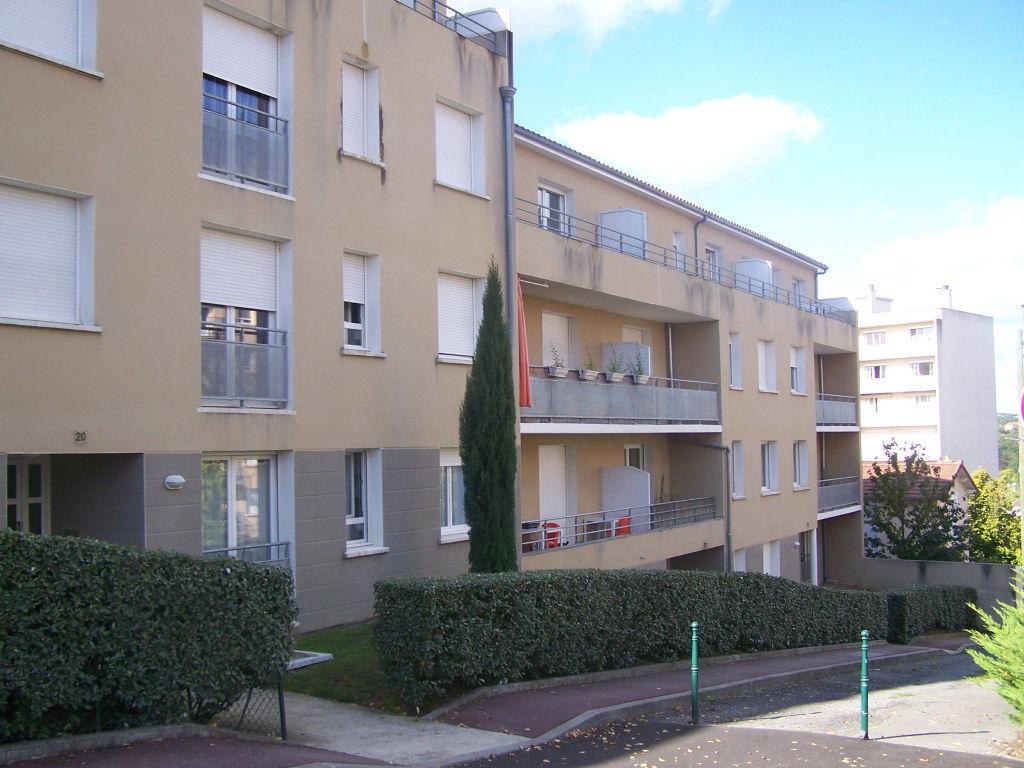 photo de Appartement Limoges 2 pièce(s) 40.5 m2