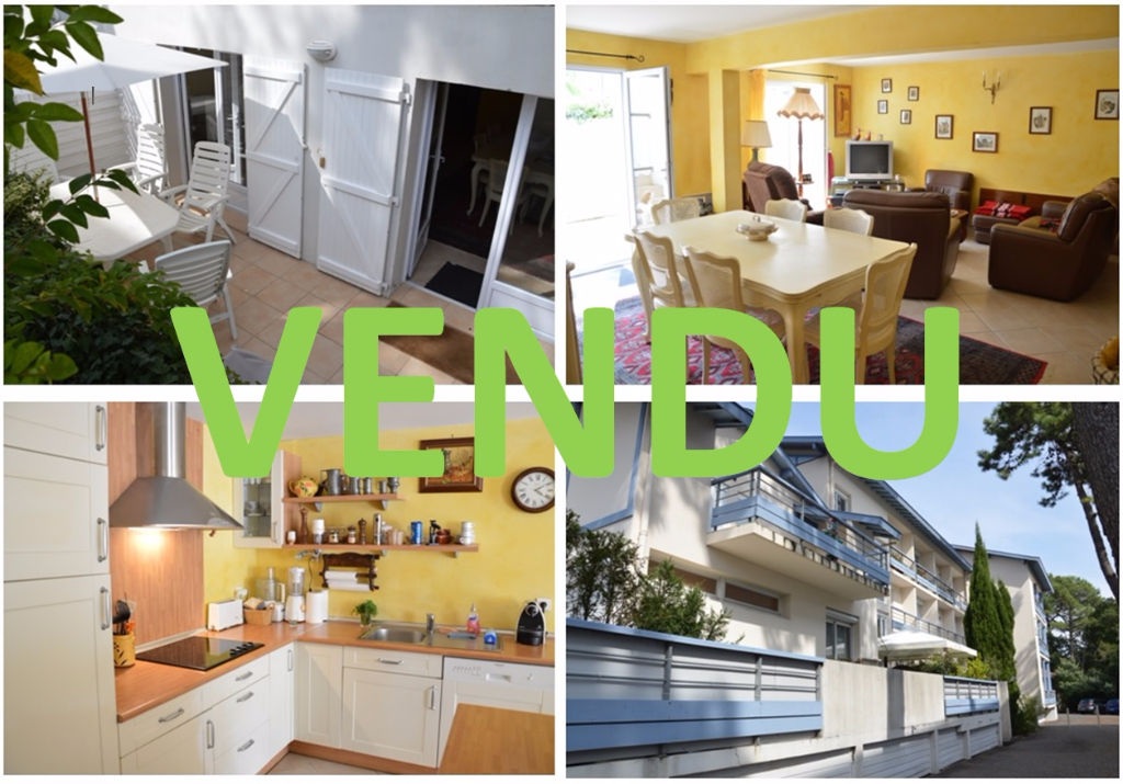 appartement for sale in Hossegor in the Landes