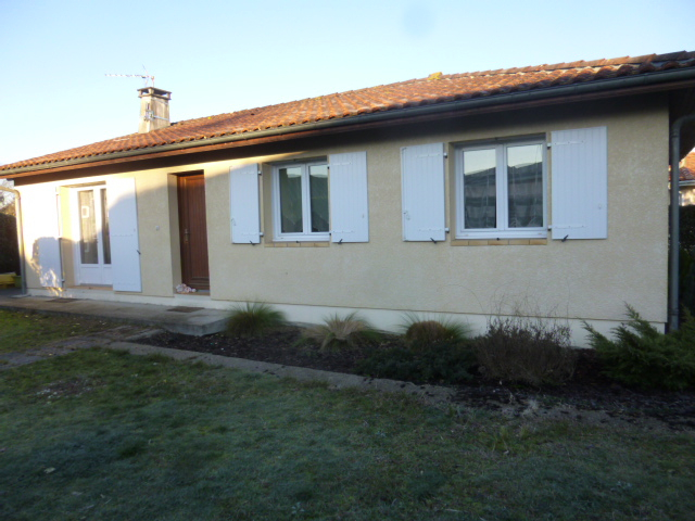 rental house in Angresse in the Landes