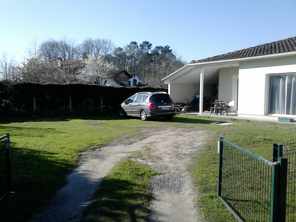 rental house in Mees in the Landes