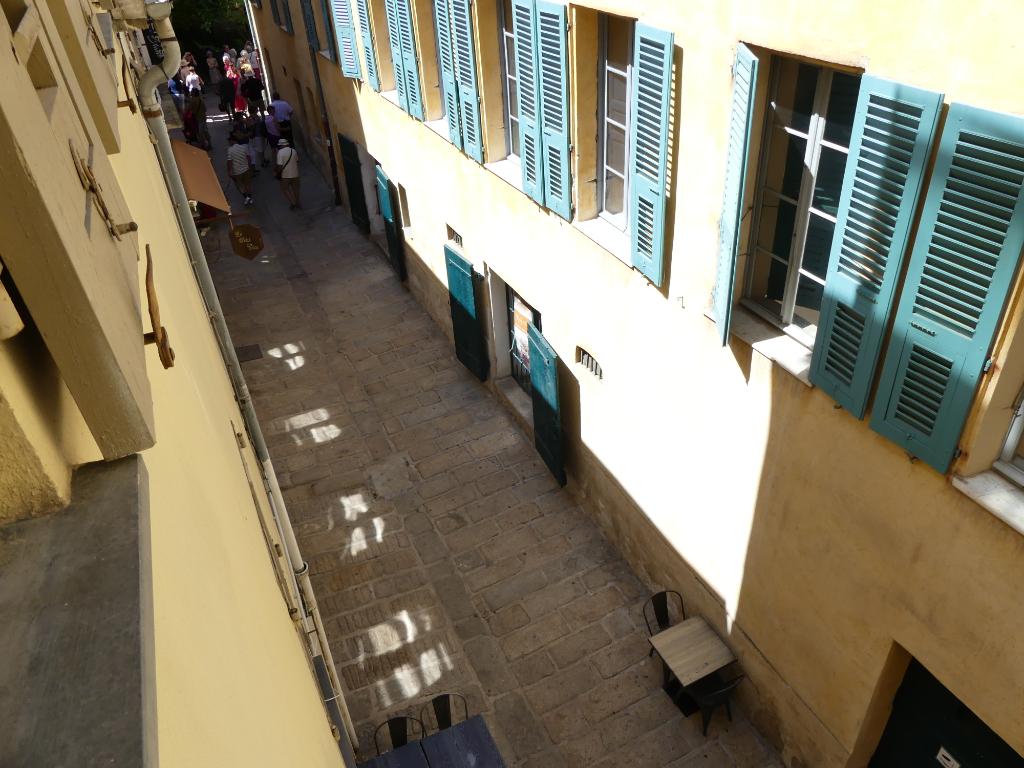 photo de Appartement Studio - Ajaccio -  20 m² - Vieille ville