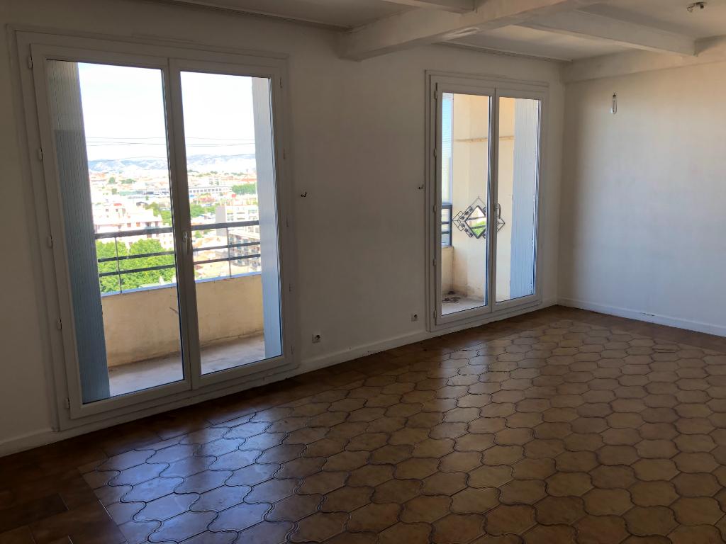 Sale apartment Marseille 14ème 89000€ - Picture 2