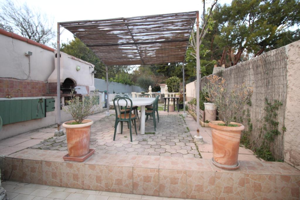 Belle Maison individuelle T4/5 avec  joli jardin secteur 15e