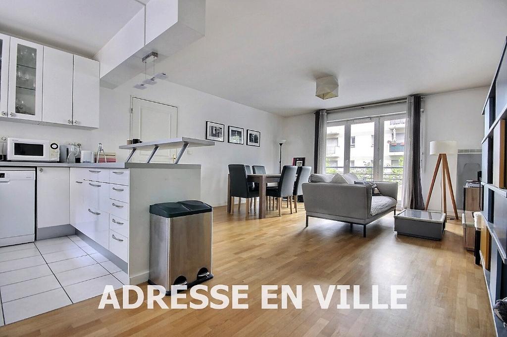 Vente appartement Clichy 519000€ - Photo 1