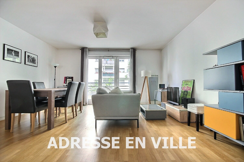 Sale apartment Clichy 519 000€ - Picture 2