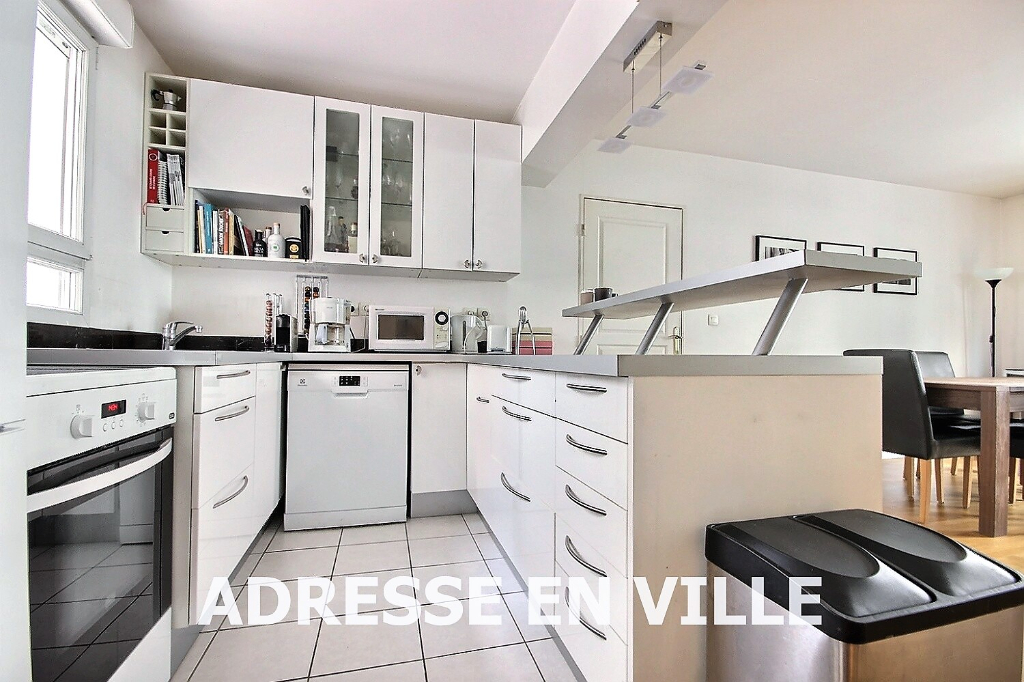 Sale apartment Clichy 519 000€ - Picture 3