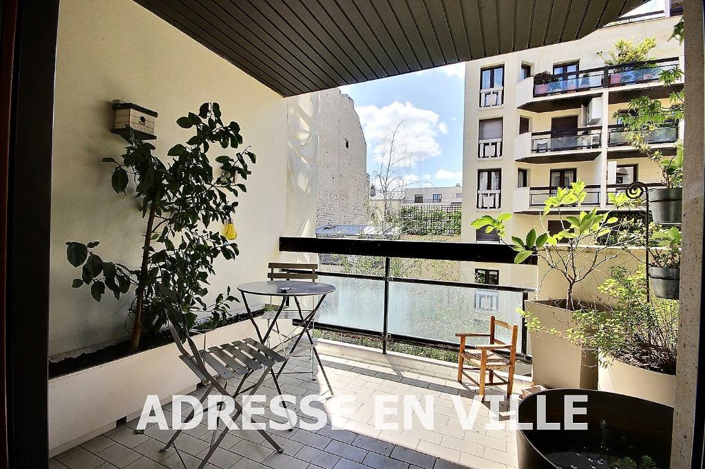 Sale apartment Levallois perret 1178000€ - Picture 1