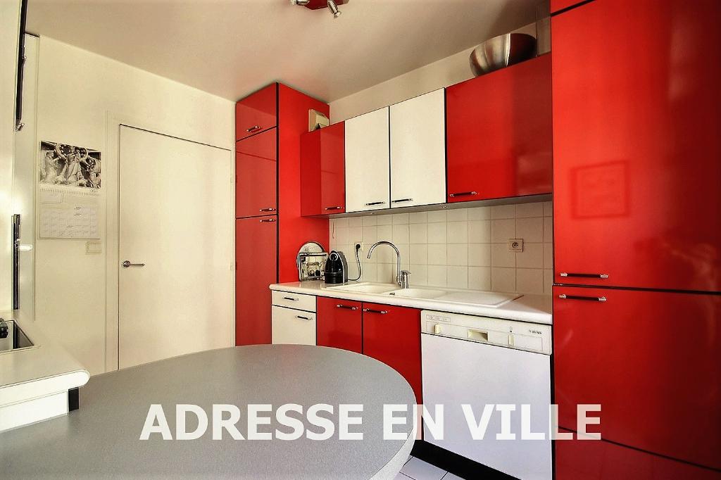 Sale apartment Levallois perret 1178000€ - Picture 9
