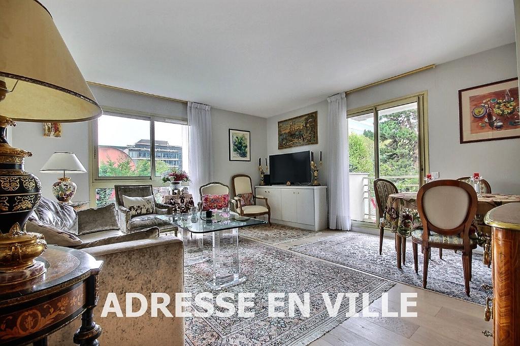Sale apartment Levallois perret 490000€ - Picture 1