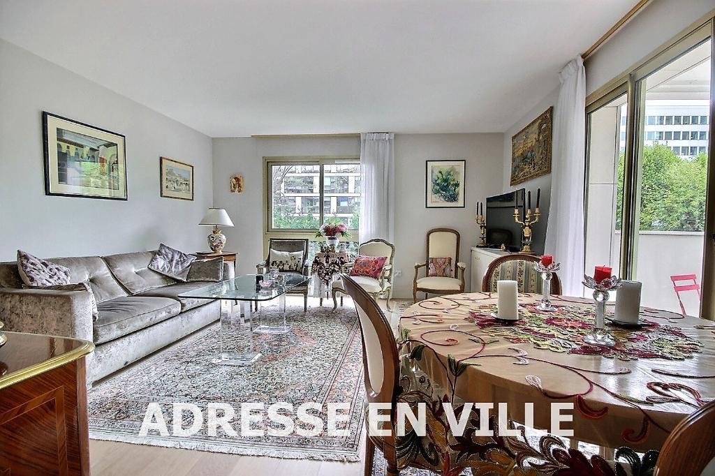 Sale apartment Levallois perret 490000€ - Picture 2