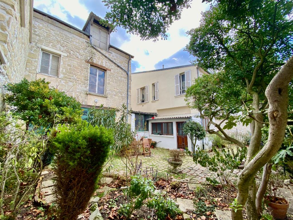Sale house / villa Maisons laffitte 1267000€ - Picture 1