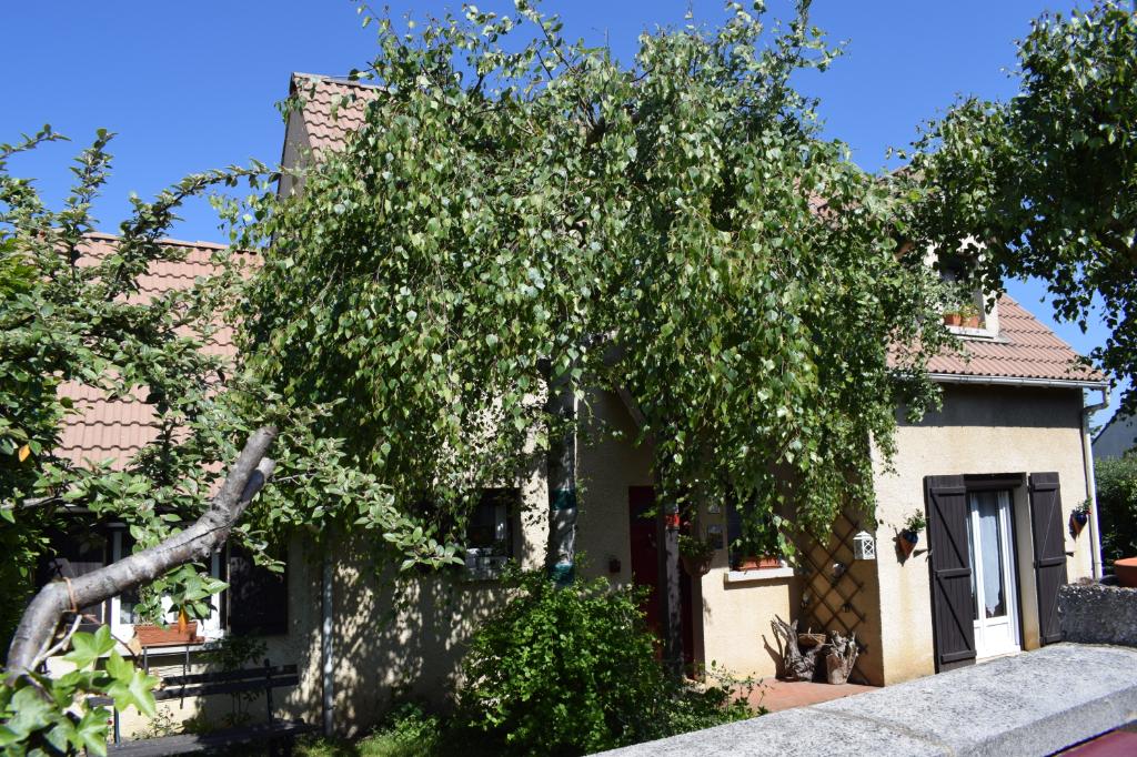 Sale house / villa Freneuse 199000€ - Picture 2