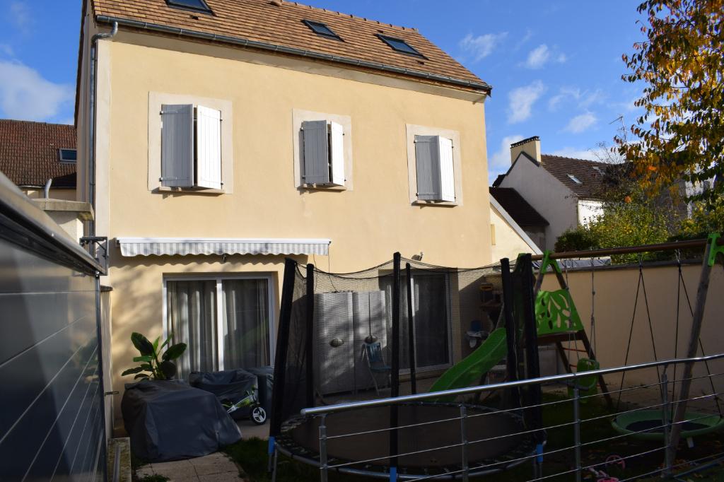 Maison Rosny Sur Seine 5 pièces de 100m²