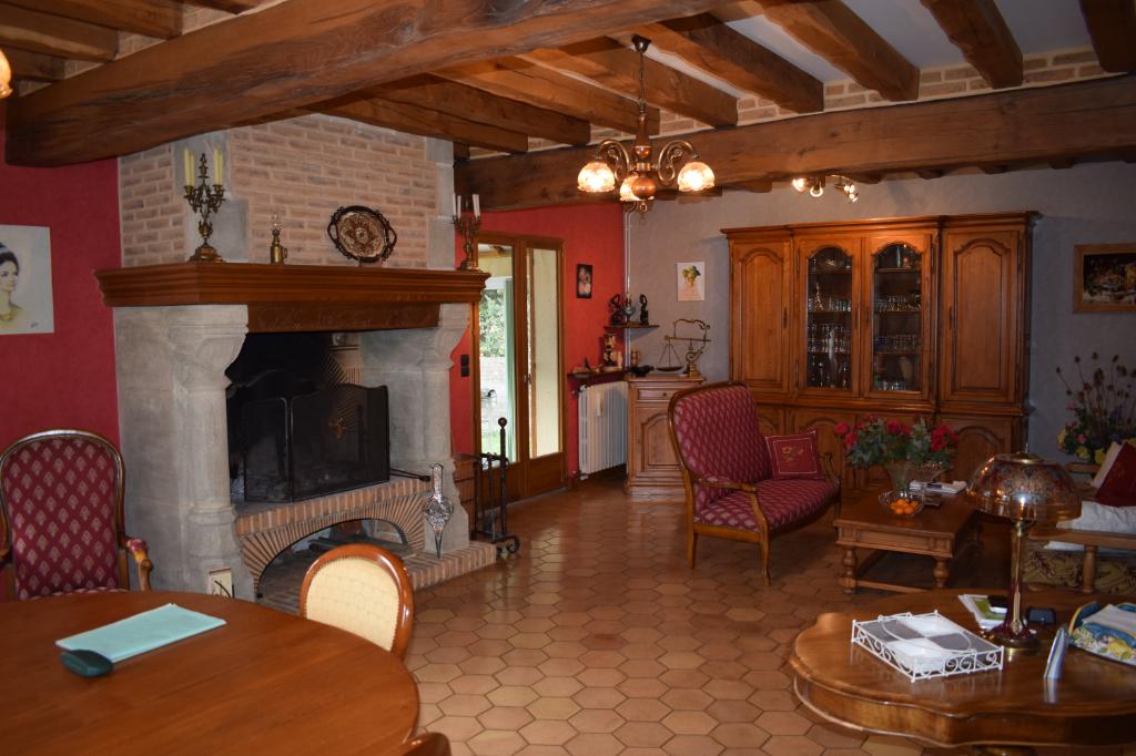 Vente maison / villa Perdreauville 545000€ - Photo 6
