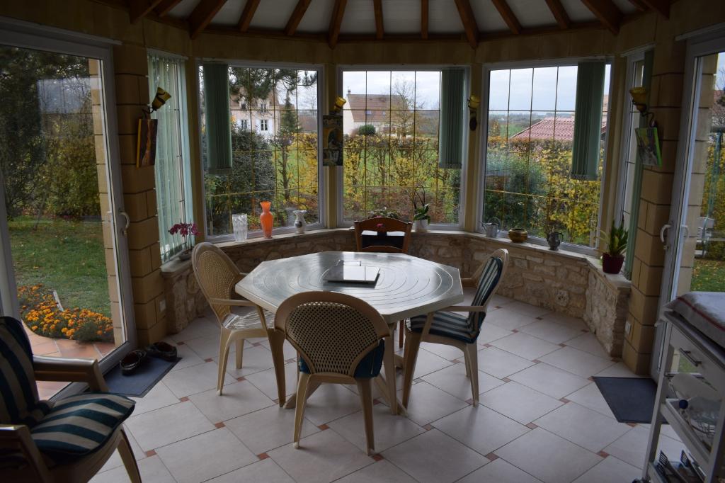 Vente maison / villa Perdreauville 545000€ - Photo 7