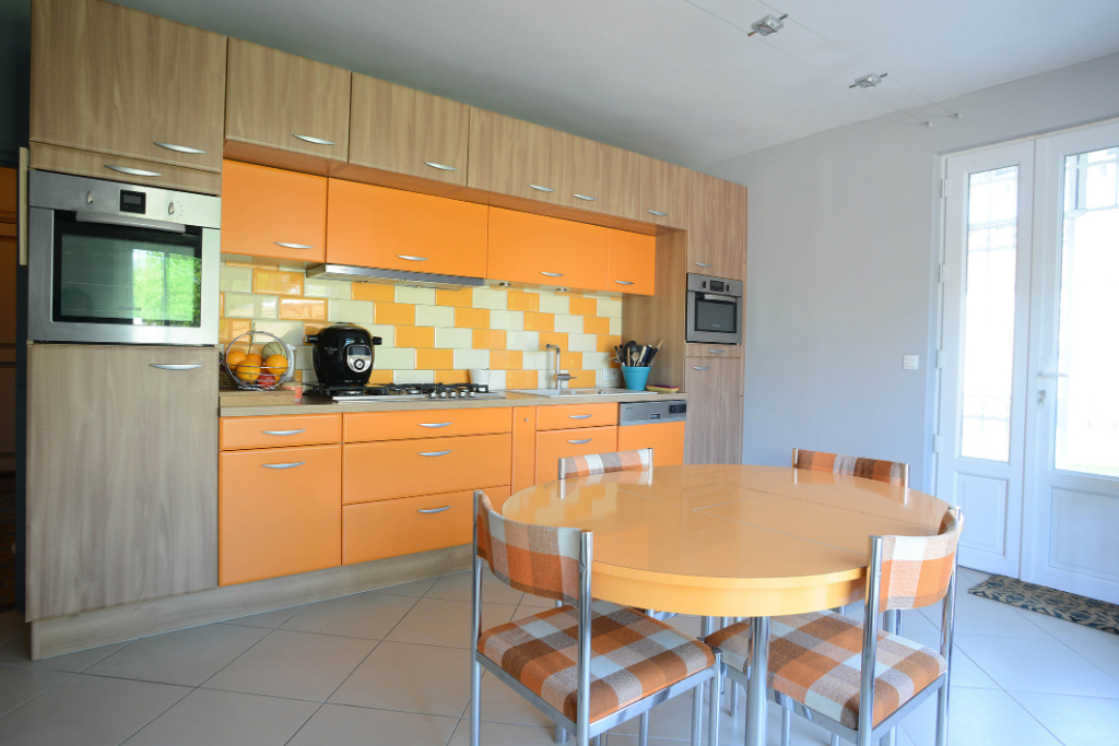 Sale house / villa Freneuse 540000€ - Picture 8