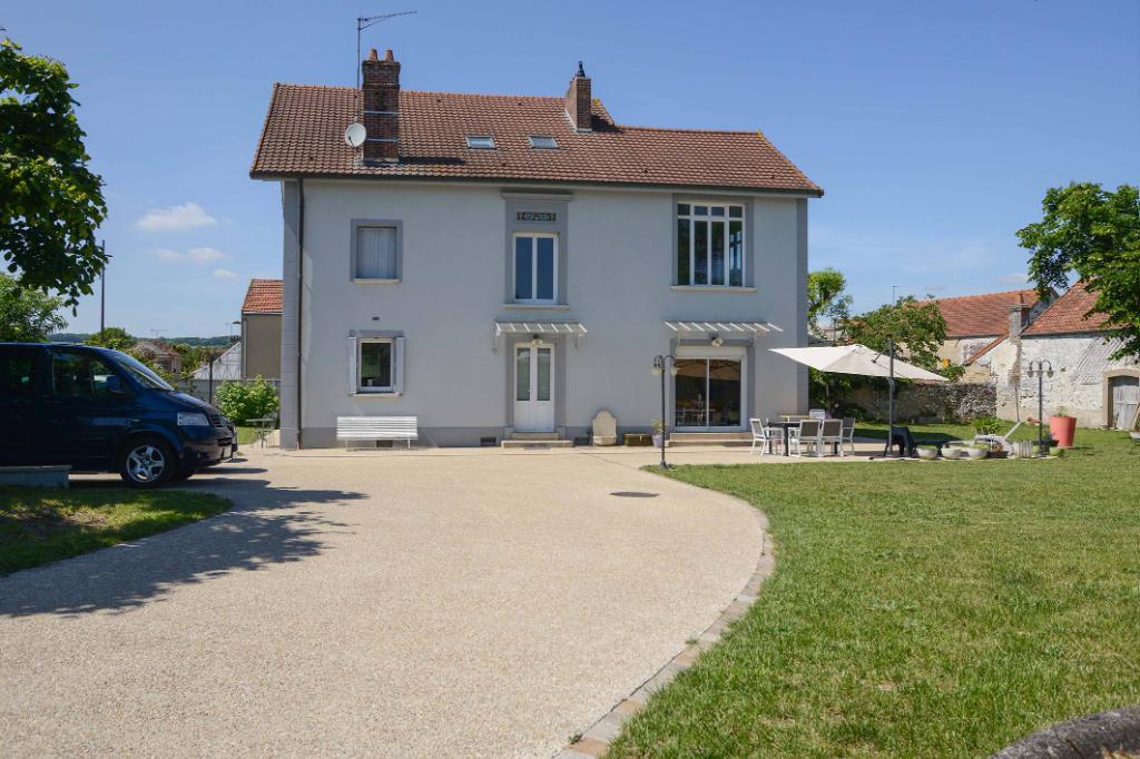 Sale house / villa Freneuse 540000€ - Picture 18
