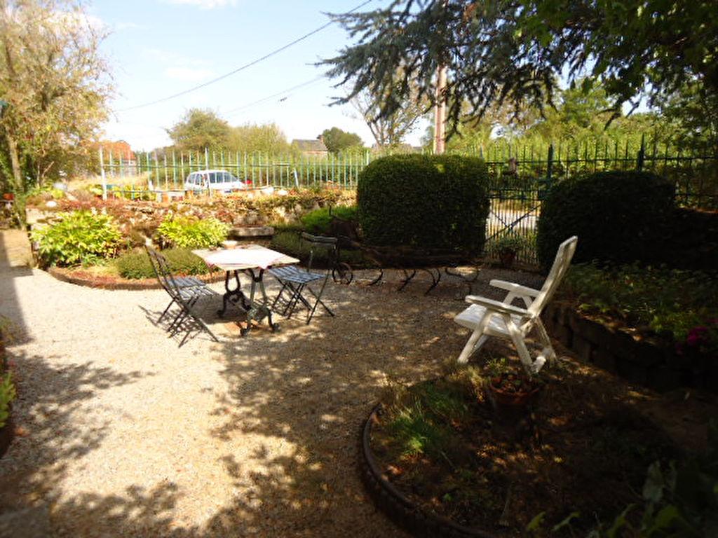 R f 5161 maison de campagne 2 chambres grand jardin attenant for Jardin non attenant