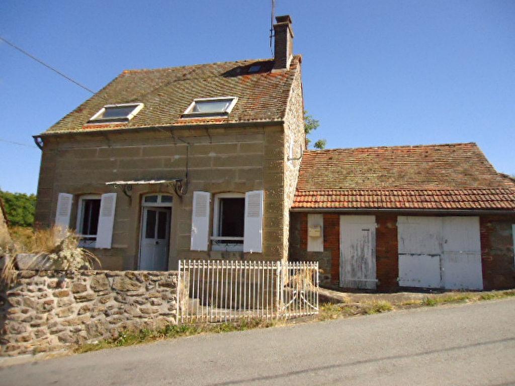 Vente Maison de 3 pièces 55 m² - SAINT QUENTIN LA CHABANNE 23500 | AGENCE CREUSOISE - IMOGROUP photo1