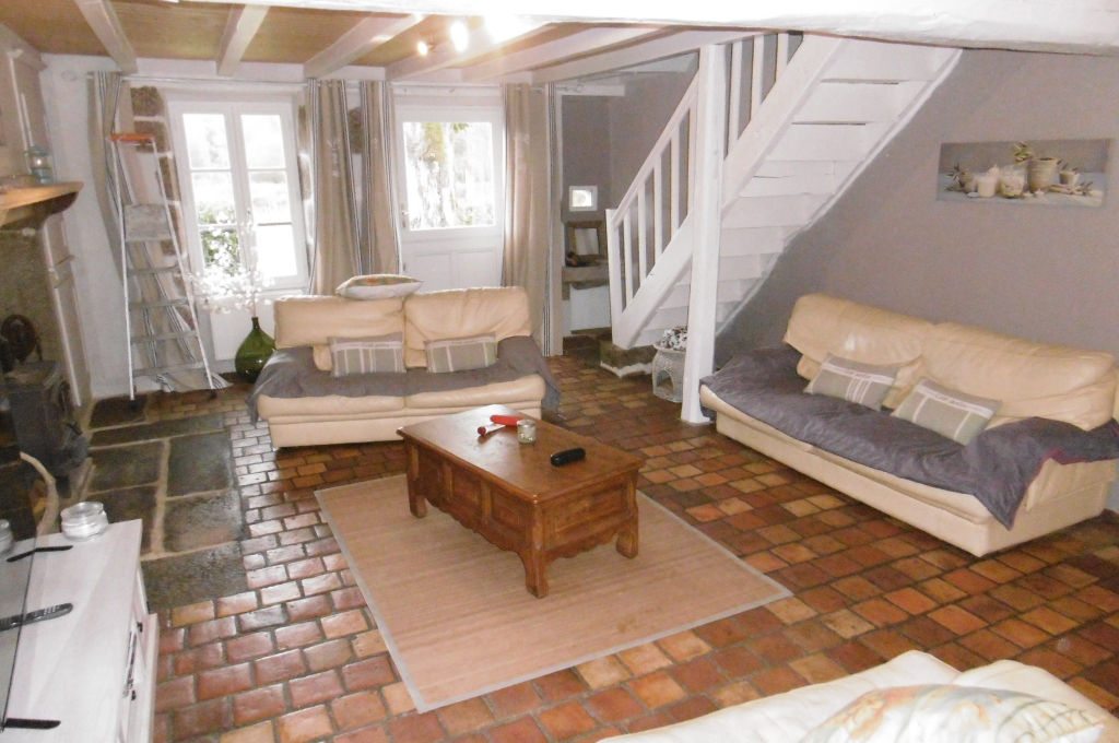 R f 5188 maison creusoise espace de vie de vue confort for Maison et confort catalogue