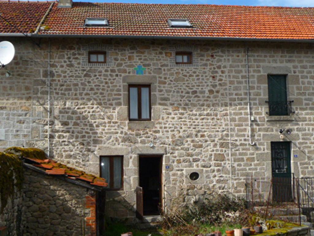 Vente Maison de 5 pièces 85 m² - LA CHAUSSADE 23200 | AGENCE CREUSOISE - IMOGROUP photo1