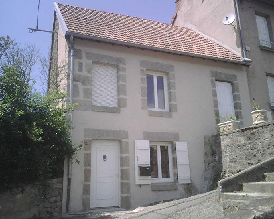 photo de Maison sur les hauteurs d'Aubusson avec jardin plein sud