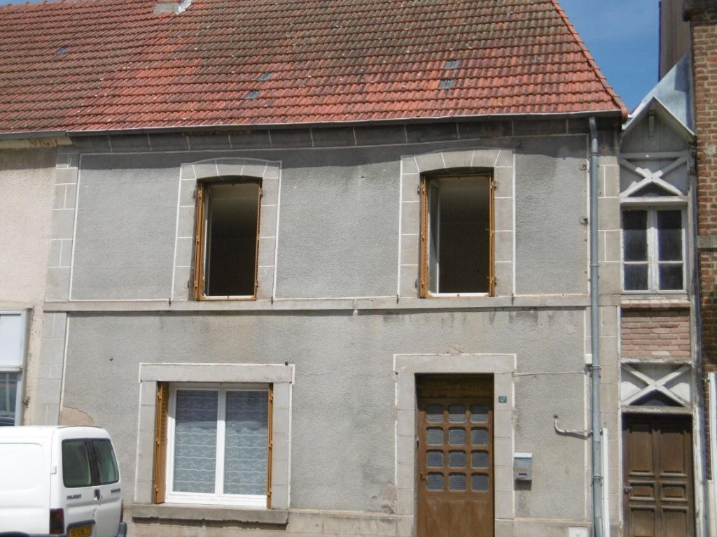Vente Maison de 4 pièces 80 m² - LAVAVEIX LES MINES 23150 | AGENCE CREUSOISE - IMOGROUP photo1