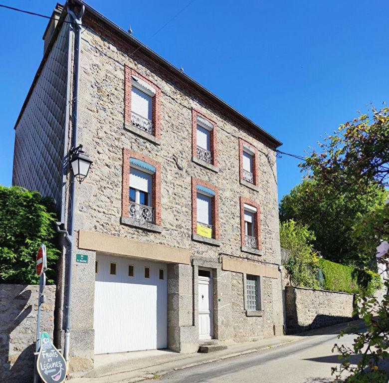 Vente Maison de 6 pièces 164 m² - VALLIERE 23120 | AGENCE CREUSOISE - IMOGROUP photo1