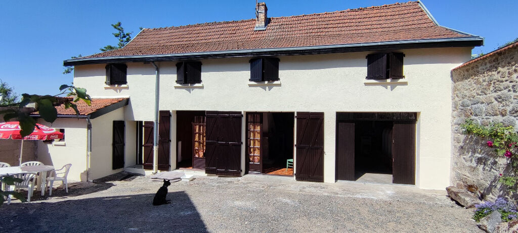 Vente Maison de 6 pièces 115 m² - VALLIERE 23120   AGENCE CREUSOISE - IMOGROUP photo1