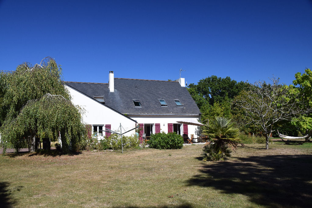 <br /> À vendre maison à Saint-André-des-Eaux<br />